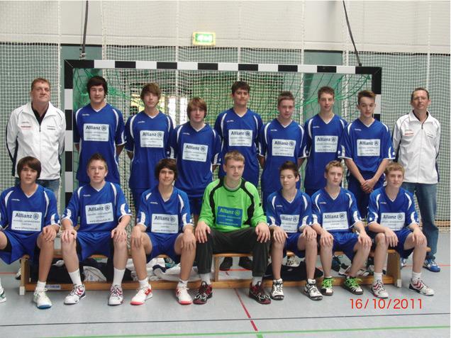 männliche B-Jgd. 2011-2012